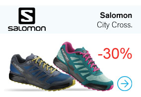 Salomon City Cross it