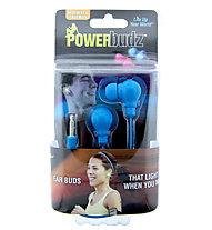4id PowerBudz auricolari LED, Blue