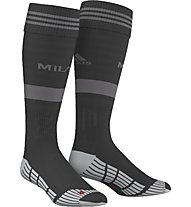 Adidas AC Mailand Replica Spieler-Heimsocken, Black/Granite