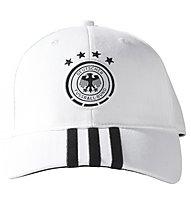 Adidas Germany 3-Stripes Cap - Schildkappe, White/Black