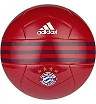 Adidas FC Bayern Ball, FCB True Red/C.Red/White