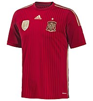 Adidas Fef H Jsy maglia nazionale, Victory Red/Light Football G./U. Red
