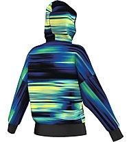 Adidas Graphic Woven Jacket Donna, Midnight Indigo