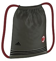 Adidas Gym Bag AC Milan Sportbeutel, Anthracite
