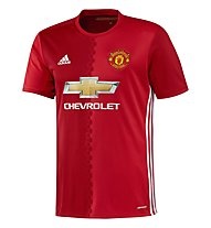 Adidas Home Replica Manchester United FC Jr - Kindertrikot, Red