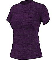 Adidas Performance Tee - Damen Fitnessshirt, Violett