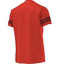 Adidas Response SS M T-Shirt Running, Orange