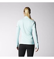 Adidas Sequencials Climalite Shirt Damen, Light Green