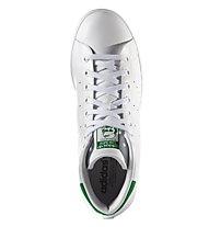 Adidas Originals Stan Smith Mid - scarpa da ginnastica, White