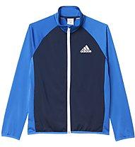 Adidas Tracksuityb Ts Entry - Trainingsanzug für Kinder, Blue