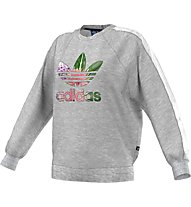 Adidas Originals Train Flo Sweatshirt Damen, Grey