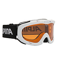 Alpina Ruby - Skibrille, White