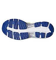 Asics GEL Cumulus 17 GS scarpa running bambino, Yellow/Blue