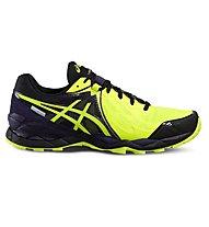 Asics Gel Fuji Endurance - scarpa trail running, Yellow/Black