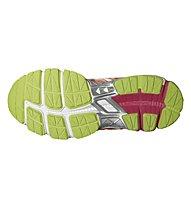 Asics GT 1000 3 - scarpa running donna, Orange/Pink