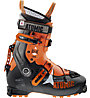 Atomic Backland Carbon - scarpone scialpinismo, Black/Orange