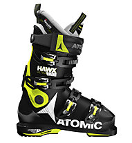 Atomic Hawx Ultra 120 - scarpone sci all mountain, Dark Blue/Lime/Black
