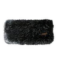 Barts Fur Headband, Black