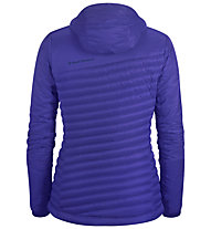 Black Diamond Hot Forge Hybrid Hoody donna, Amethyst