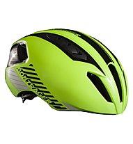 Bontrager Ballista - casco bici da corsa, Visibility Yellow