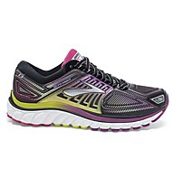 Brooks Glycerin 13 donna, Black/Hyacinth Violet/V.Pink