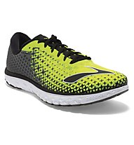 Brooks Pureflow 5 - scarpa running, Black/Yellow