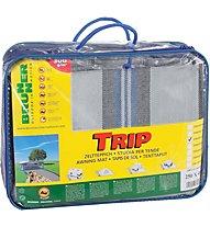Brunner Trip - tappeto da campeggio, Blue