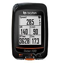 Bryton Rider 100E, Black