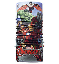 Buff Assemble Polar Jr Kinder Multifunktionstuch, Avengers