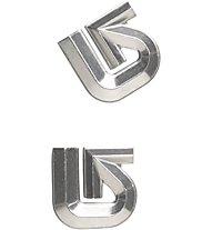 Burton AL Logo Mats Aluminium Rutschplatte, Grey