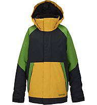 Burton Boys' Amped giacca, Hazmat Block