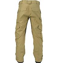 Burton Pantaloni snowboard Cargo Pant Mid Fit, Kelp