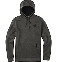Burton Distill Pullover, True Black Heather