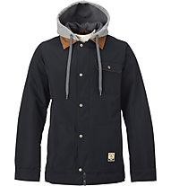 Burton Dunmore Jacket, True Black Oxford