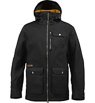 Burton Sentry giacca snowboard, True Black