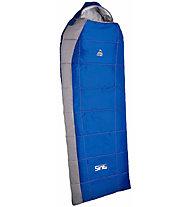 Camp Sint Compact 200 - sacco a pelo sintetico, Blue/Grey