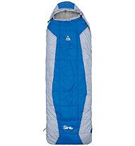 Camp Sint Cube 600 - Kunstfaserschlafsack, Grey/Blue