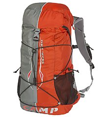 Camp Trail Pro - Zaino, Orange/Grey
