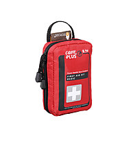 Care Plus First Aid Kit Basic, Red