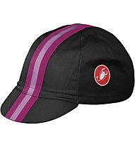 Castelli Retro 2 Cap, Fucsia/Pink