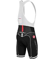 Castelli Free Aero Race Bibshort Kit Version, Black/Red