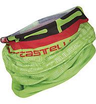 Castelli Scaldacollo Head Thingy, Sprint Green