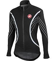 Castelli Misto Jacket Rad-Regenjacke, Black