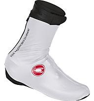 Castelli Pioggia 3 Shoecover Copriscarpe ciclismo, White
