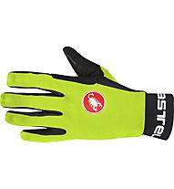 Castelli Scalda Glove Radhandschuhe, Yellow