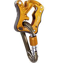 Climbing Technology Click Up - Sicherungs- und Abseilgerät, Orange