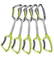 Climbing Technology Lime Set DY - Expressset, Green/Metal