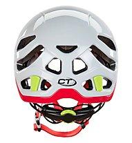 Climbing Technology Orion - casco, Light Grey/Fucsia