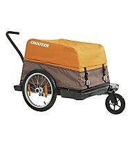 Croozer Cargo, Sunset orange/Grey