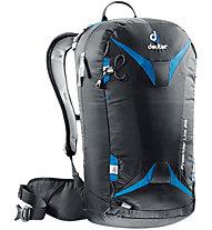 Deuter Freerider Lite 25 - Rucksack, Black/Blue